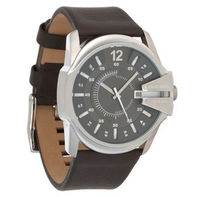 Diesel Men's round dial watch- at Debenhams.com