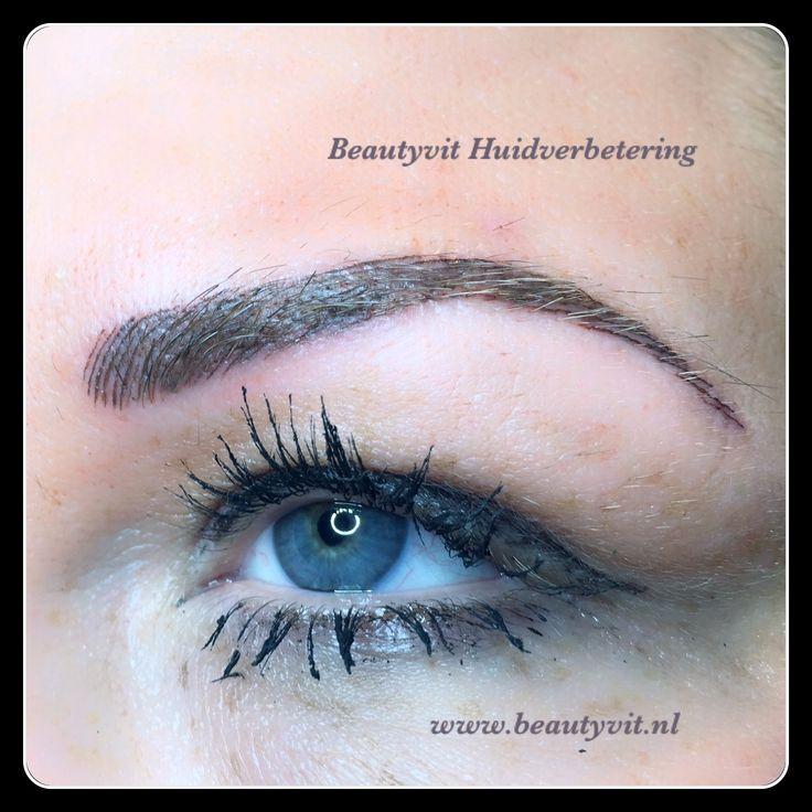 Mooie natuurlijke wenkbrauwen door middel van permanente make-up met 3D Hairstroke. Bij Beautyvit Huidverbetering maken we dit mogelijk voor u. Kijk voor meer informatie op https://www.beautyvit.nl/permanente-make-up-breda Of bel ons op 076-5223838 of mail naar info@beautyvit.nl