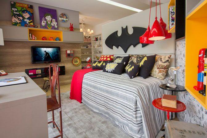 Quarto do Batman