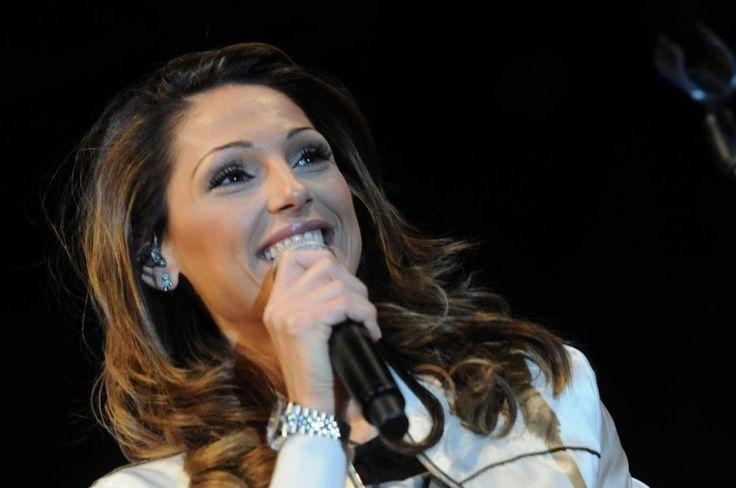 Il concerto di Anna Tatangelo - Fotogallery - Giornale di Brescia