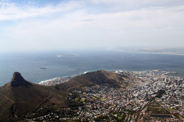 Interesting Facts About South Africa: Table Mountain, Cape Town, South Africa