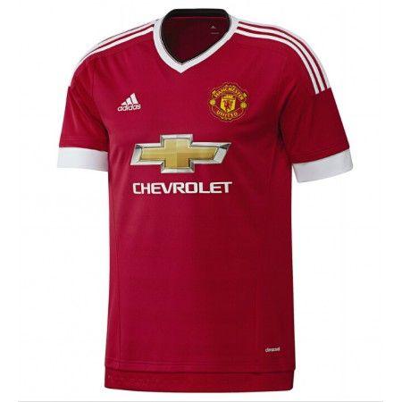 Günstige Manchester United 2015-16 Fußballtrikots Heimtrikot