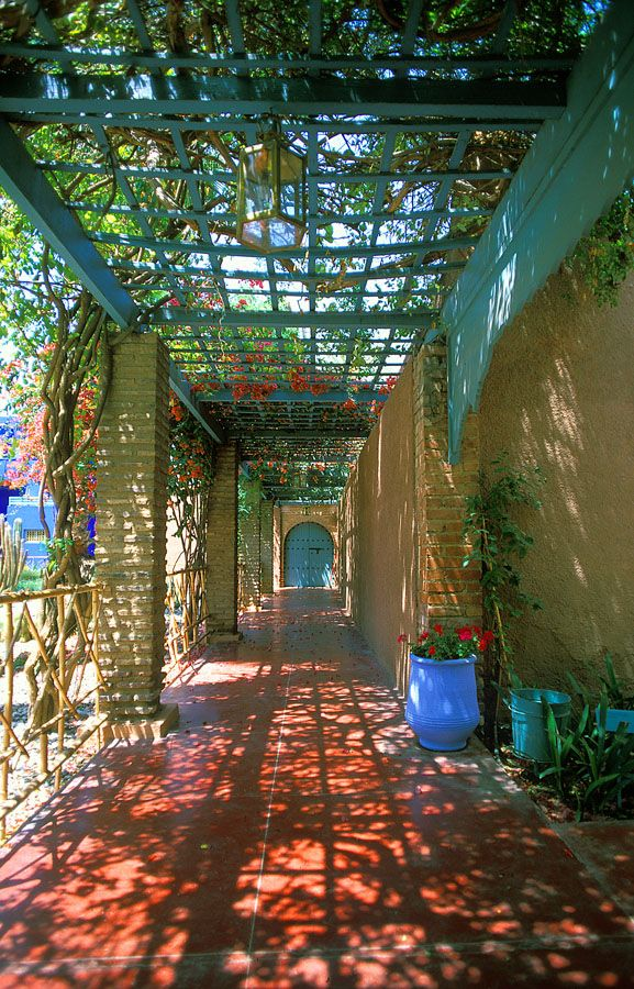77 best majorelle images on pinterest morocco marrakech for Jardin marrakech