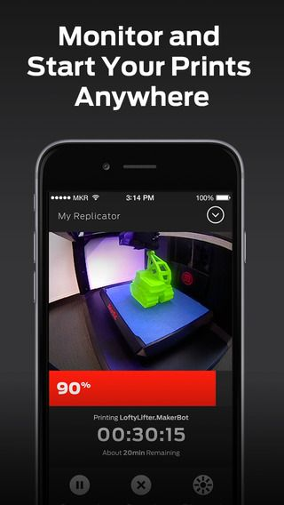MakerBot by MakerBot Industries