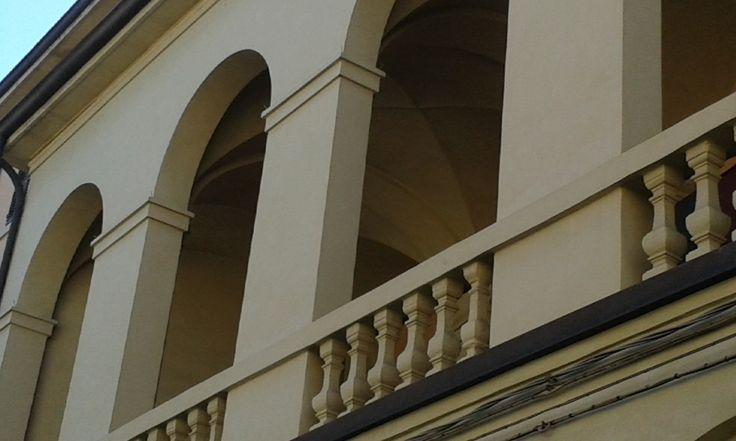 Forlì, centro storico.