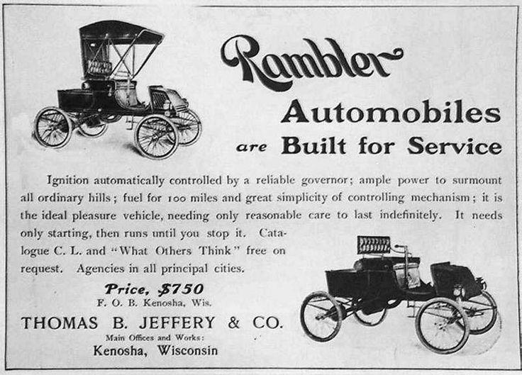 46 best Vintage Cars 1902 images on Pinterest Old school cars - craigslist kenosha