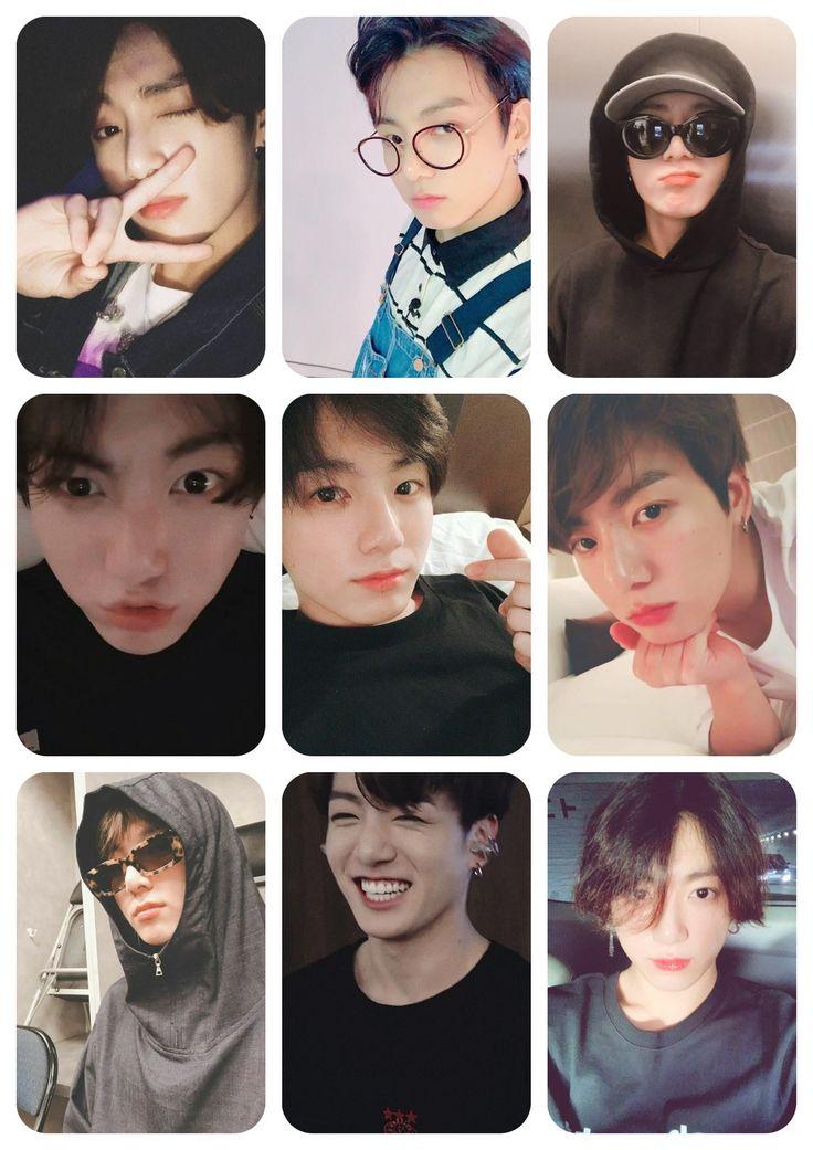 jungkook photocard em 2020 | Imagens bts, Fotos, Jungkook