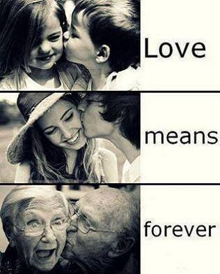 love means 4evr <3