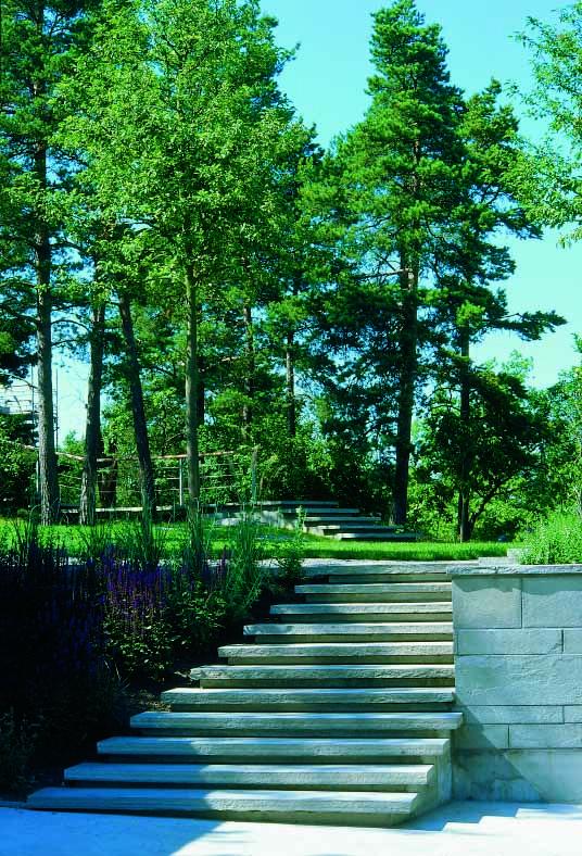 privat trädgård iv