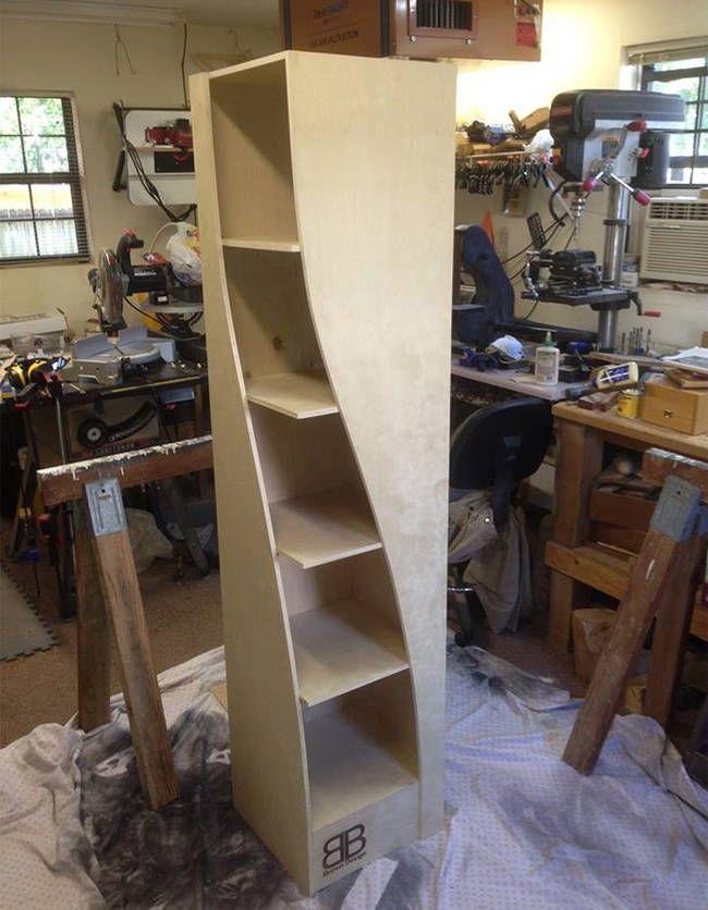 Nice DIY - Craziest Bookshelves You've Ever Seen