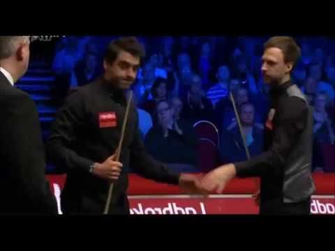 Ronnie O'Sullivan and Judd Trump Interviews after QF match | Snooker