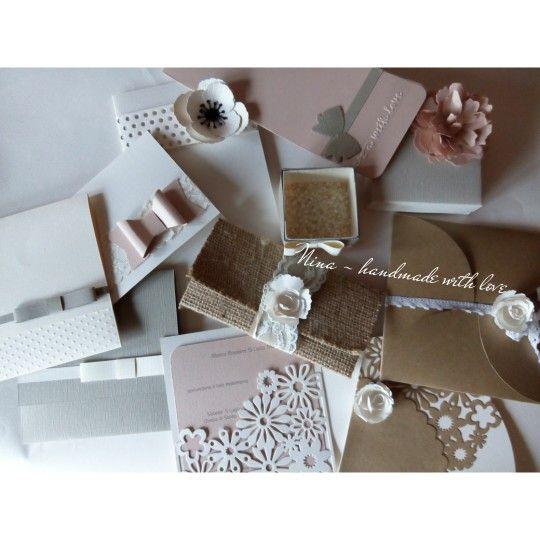 Campioni per spose e e fornitori!!! #fattoamamo #handmade #weddinginvitation