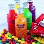 Vodka skittles, recette, shooters, apéritif, apéro