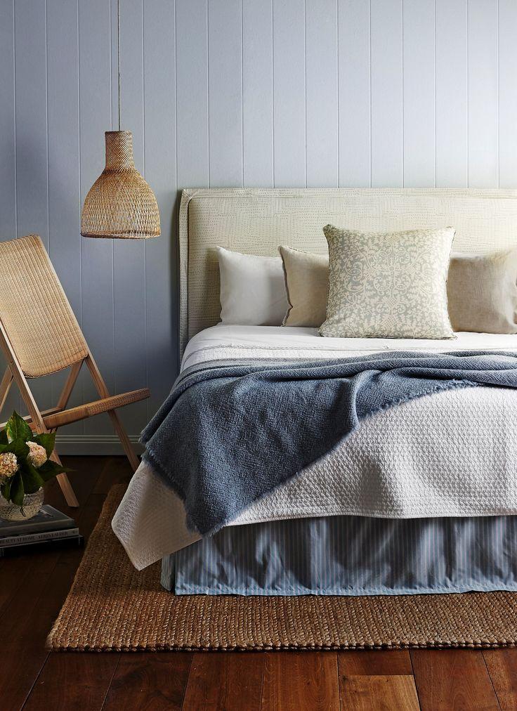The 25 best upholstered bedheads ideas on pinterest for Modern bedhead design