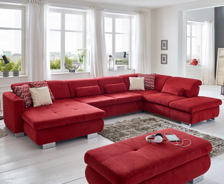 1000+ ideas about Sofa U Form on Pinterest | Couchgarnitur, 3er ...
