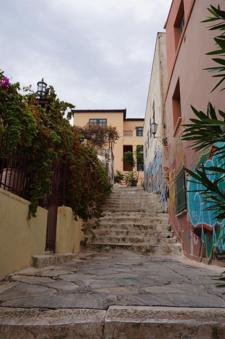 Un long week end à Athènes – #1 l'Acropole | Lauralou