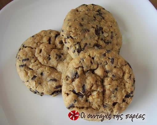Το τέλειο μπισκότο #sintagespareas #mpiskota #sokolata