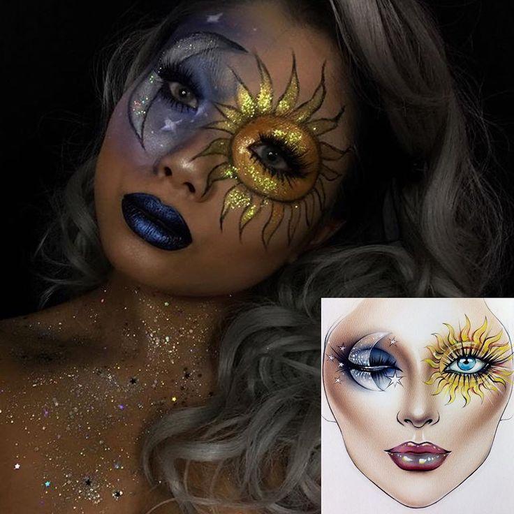 "1,065 Me gusta, 11 comentarios - Sergey X (@milk1422) en Instagram: ""#artist@milk1422 #artist @glamorusglad  This girl is amazing! It's great ✨☀️ very cool  thank…"""