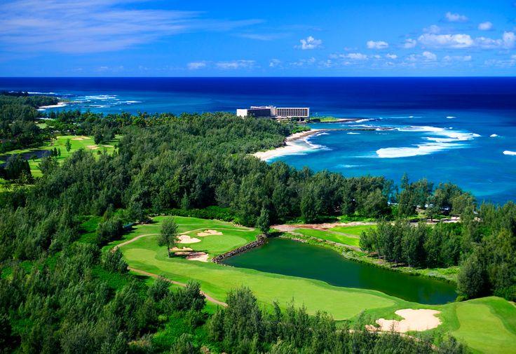 Arnold Palmer Golf Course | Turtle Bay Palmer Course | Turtle Bay, Hawaii