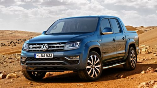 VW Amarok's facelift, new diesel V6 make us want it even... #VolkswagenAmarok: VW Amarok's facelift, new diesel V6 make… #VolkswagenAmarok