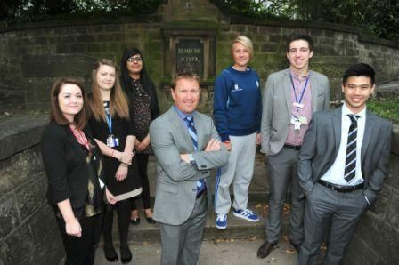 The first group of apprentice Teaching Assistants at a Derby school have completed their programme and are now planning the next stage in their careers.