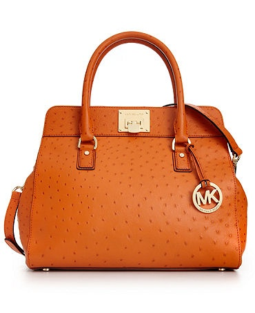my next michael kors bag? possibly in mocha or the tangerine...has