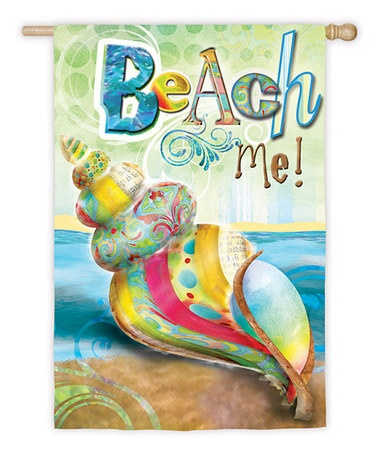 Take A Look At This U0027Beach Me!u0027 Garden Flag By Cypress Home On