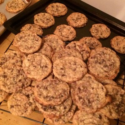 The $250 Neiman Marcus Mrs. Fields Cookie Recipe. (Best chocolate chip cookies ever!)