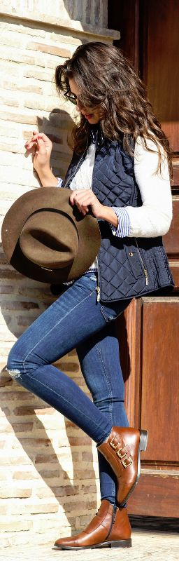 Oxford / Fashion By Silvia Navarro