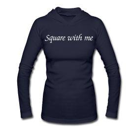 Women's long sleeve hoodie :)