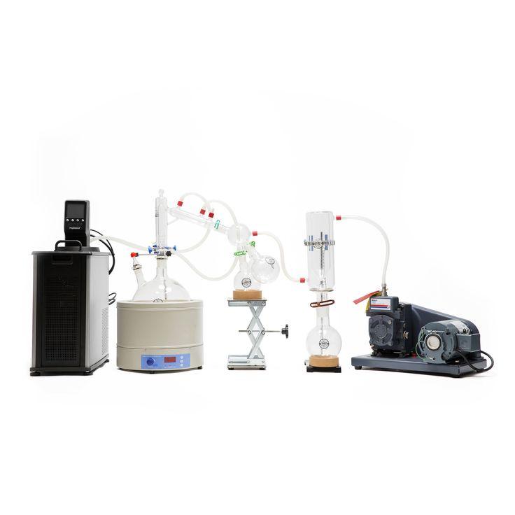 Fractional Distillation Glass Turn Key Package