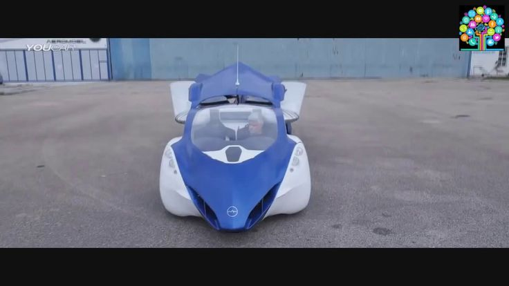 Future Car | Flying Car|Future Transportation| Aeromobil Innovation|Conc...