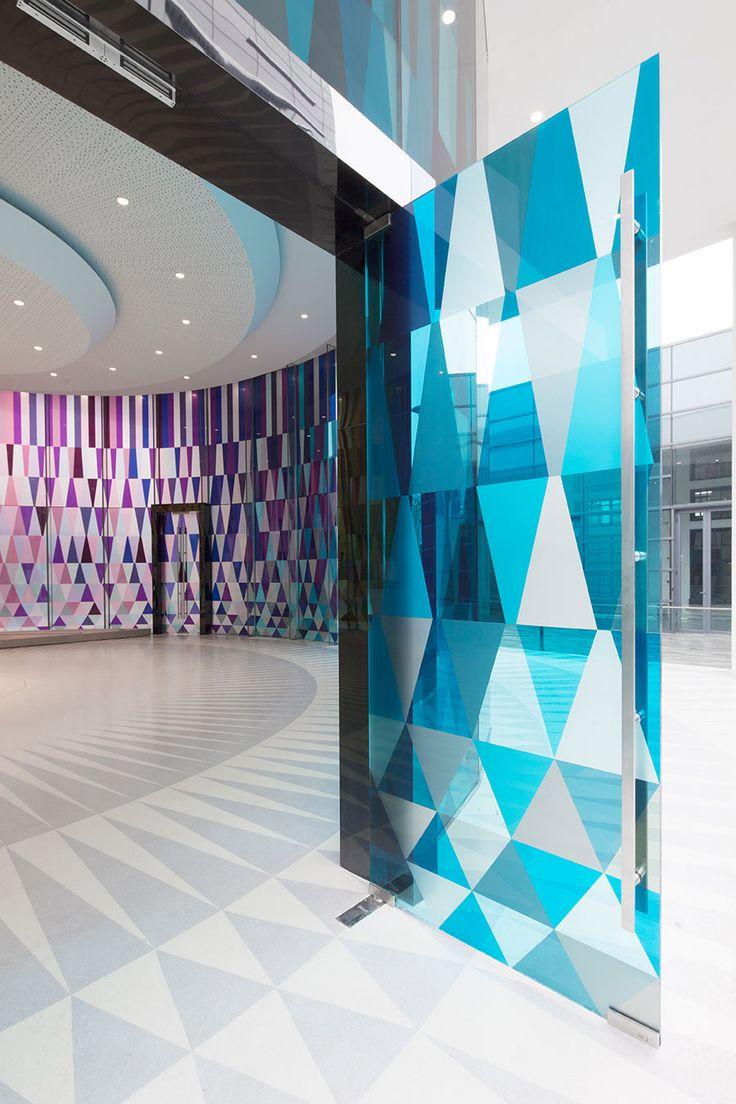 Rainbow chapel e frame interior design institute for E interior design