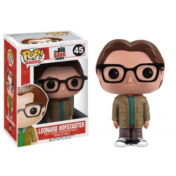 Funko Big Bang Theory Leonard Hofstadter Pop! Vinyl Figure Brand New in Toys & Games | eBay