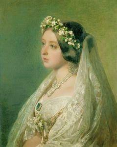 zoestyle.gr: Η Βασίλισσα Βικτωρία και το νυφικό