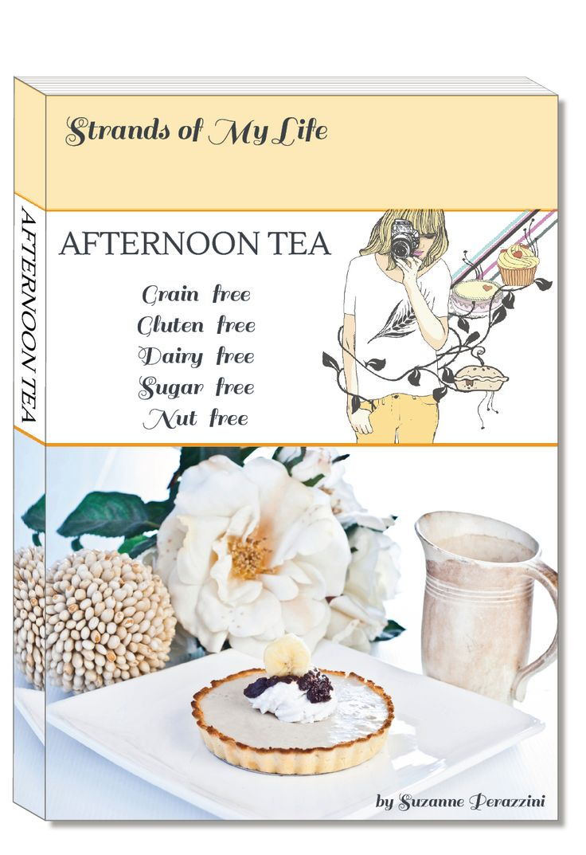 Great Cookbook -Afternoon Tea strandsofmylife