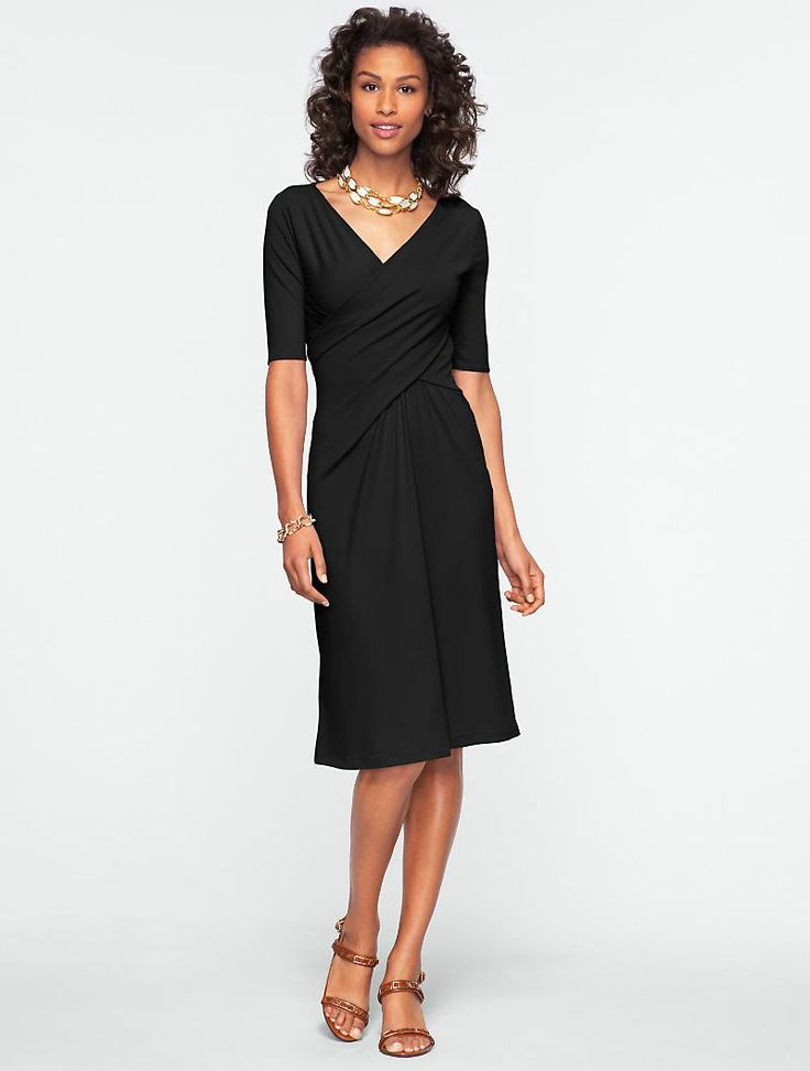 35 best images about dresses on pinterest wrap dresses for Talbots dresses for weddings