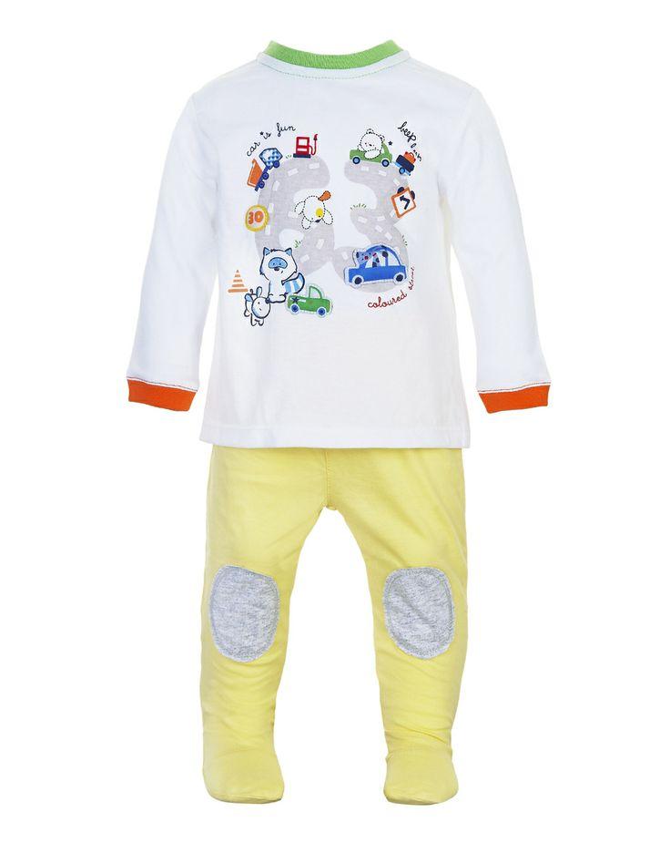 Prenatal - Moda Baby: abbigliamento da 0 ai 30 mesi per il tuo bambino, bimbo, bebè - Completi - Prenatal - Completo coprifasce e ghette