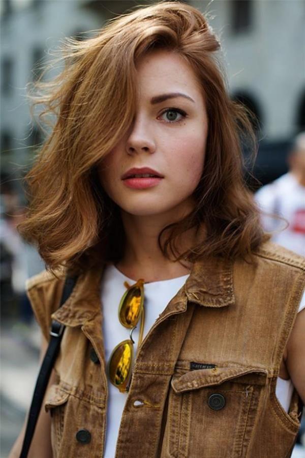 2017年女人最美的五種短髮,讓你肯定不後悔!第一個就美死人了!