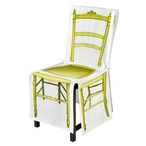 Fitihex Zip Chair Cover Lime, £41, now featured on Fab.
