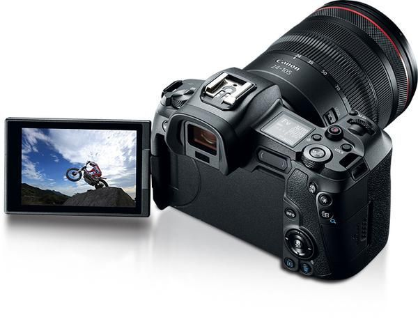 Canon Eos R Mirrorless Full Frame Digital Camera Dslr Photography Tips Camera Dslr Photography