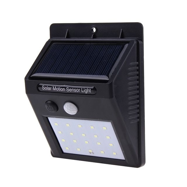 Wall Lights With Motion Detector Home Interior Design Ideas Solar Led Lights Solar Powered Led Lights Solar Wall Lights