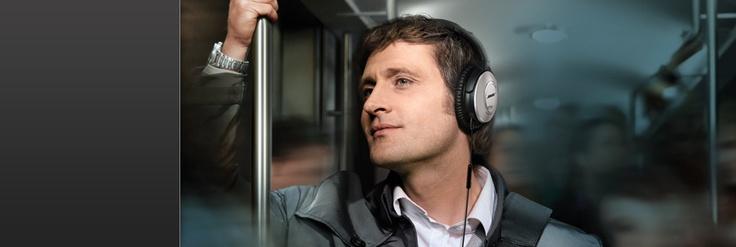 QuietComfort 15 headphones