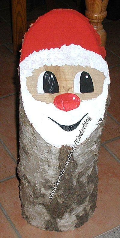 Weihnachtsmann – Produktion   Kinder Blog
