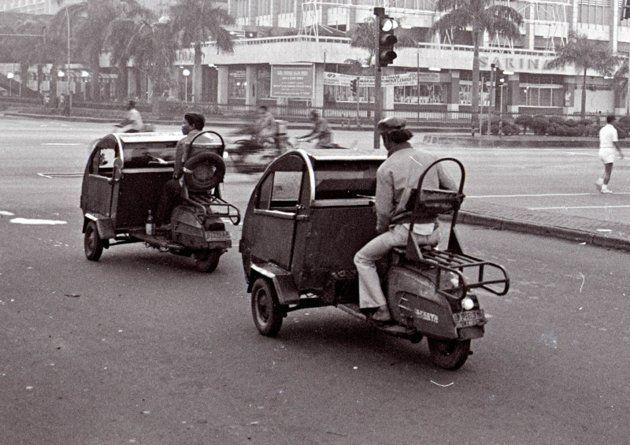 Helicak, Jakarta tempo doeloe