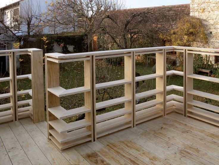 Wooden deck board - ROOF TERRACE, AUSTRIA - Accsys Technologies