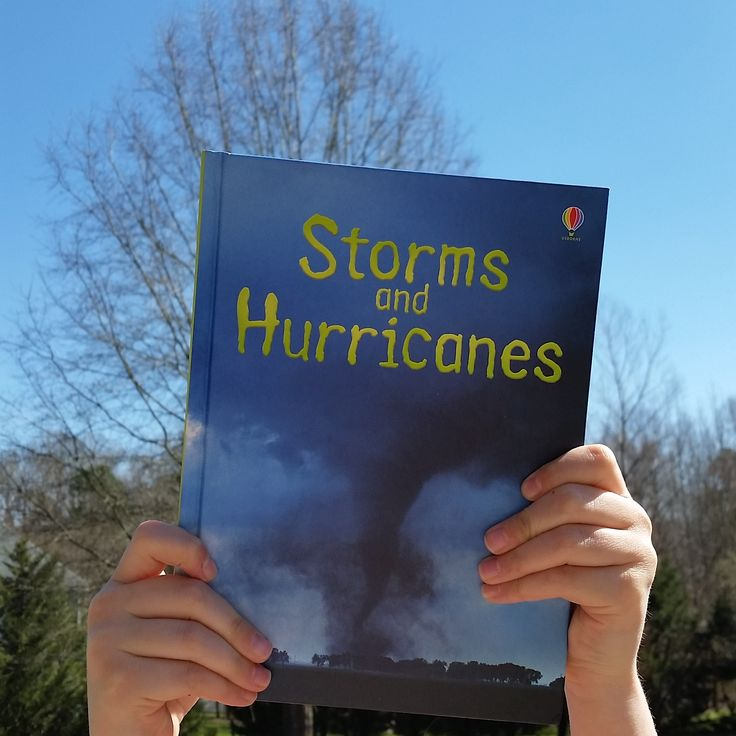 What different types of storms are out there? What makes thunder and lightning? What is a hurricane and why does it cause so much damage? In this book, you'll find the answers and a lot more fascinating facts.