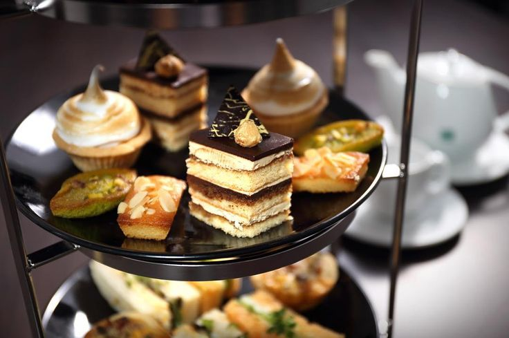 Exotic teas assorted sweets delicate savories the strains of music - elements of a divine afternoon tea. . . Grand Afternoon Tea at The Lobby Lounge 03.00 PM - 06.00 PM Starts from IDR 150000/person (subject to prevailing tax and service charge) #sheratongrandjakarta #thelobbylounge