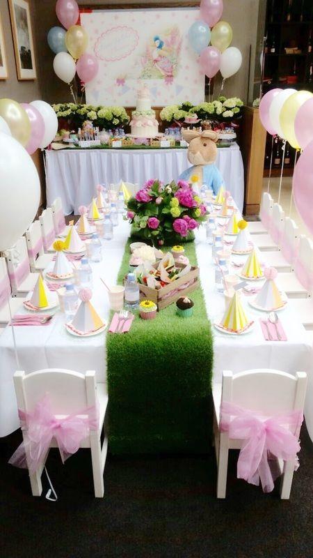 Chelsea Cake Company Beatrix Potter Party