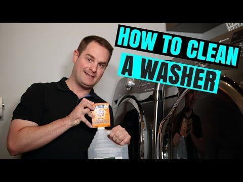 25 Best Ideas About Washing Machine Smell On Pinterest